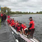 River Dragons klaar voor de start